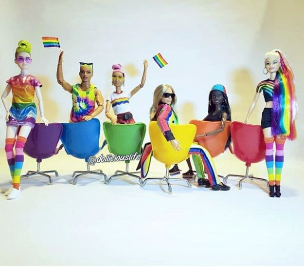 Dollicious life pride june 2020