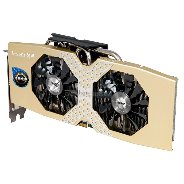 HIS Radeon R9 290X IceQ X2 Turbo Listed At Overclockers UK