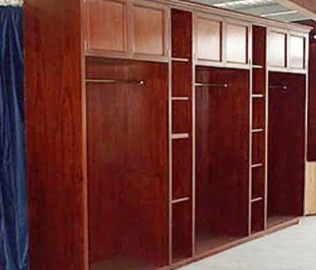 Cedar Veneer Cabinet