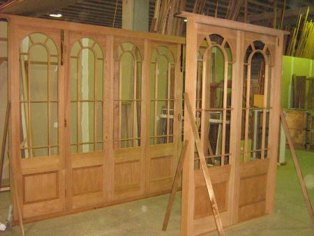 Curved Margin Lite Door Sets