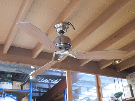 Industrial 11 Ceiling Fan