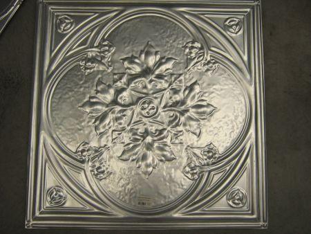 pressed tin panels aluminium reproduction iris