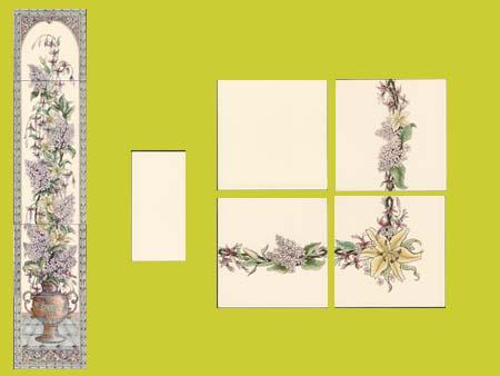 Stovax Lilac Fuchsia Series