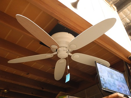 Low Profile 111 Ceiling Fan