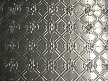 Maze Tin Panels