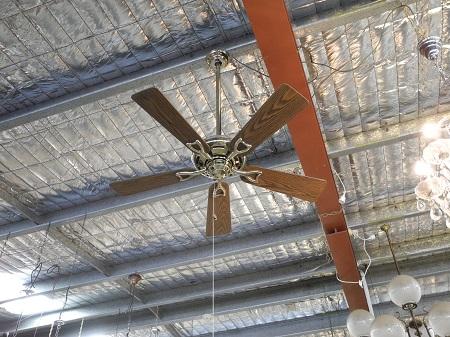 Seville 11 Ceiling Fan