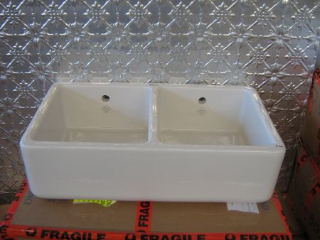 Shaws Classic 800 Double Bowl Sink