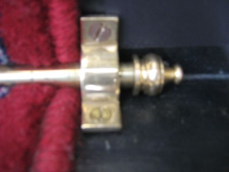 stair rods clips and finials brass victorian hardware