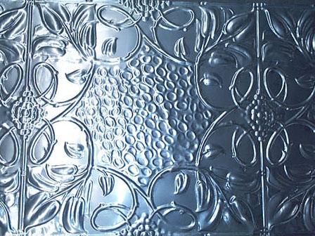 pressed tin panels aluminium reproduction the vines