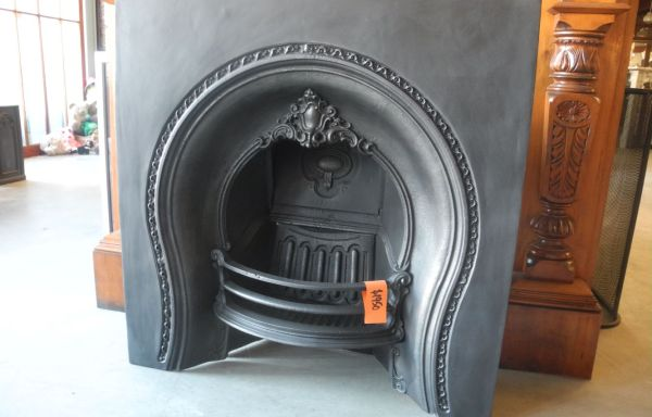 Original Horseshoe Grate