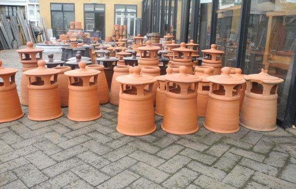 Chimney Pot and Gas Cowls