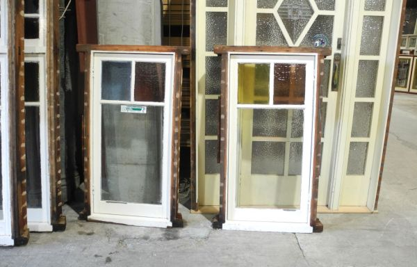 Pair Single Casement Windows 052