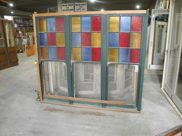 original double hung bay window