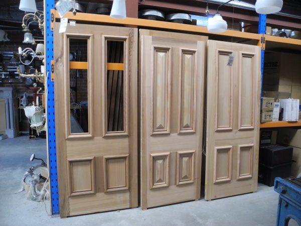 New Victorian Front Door 4 panel