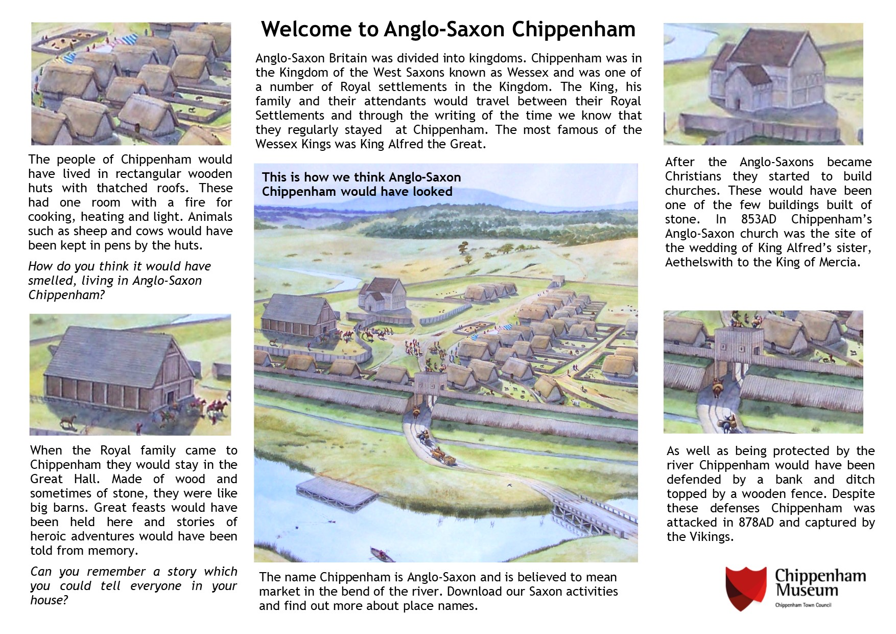Chippenham Museum Learning And Outreach Chippenham