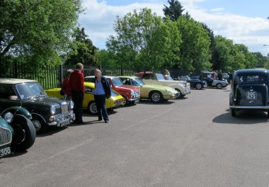 Classic Classic Car Show and Barnet Armed Forces Day