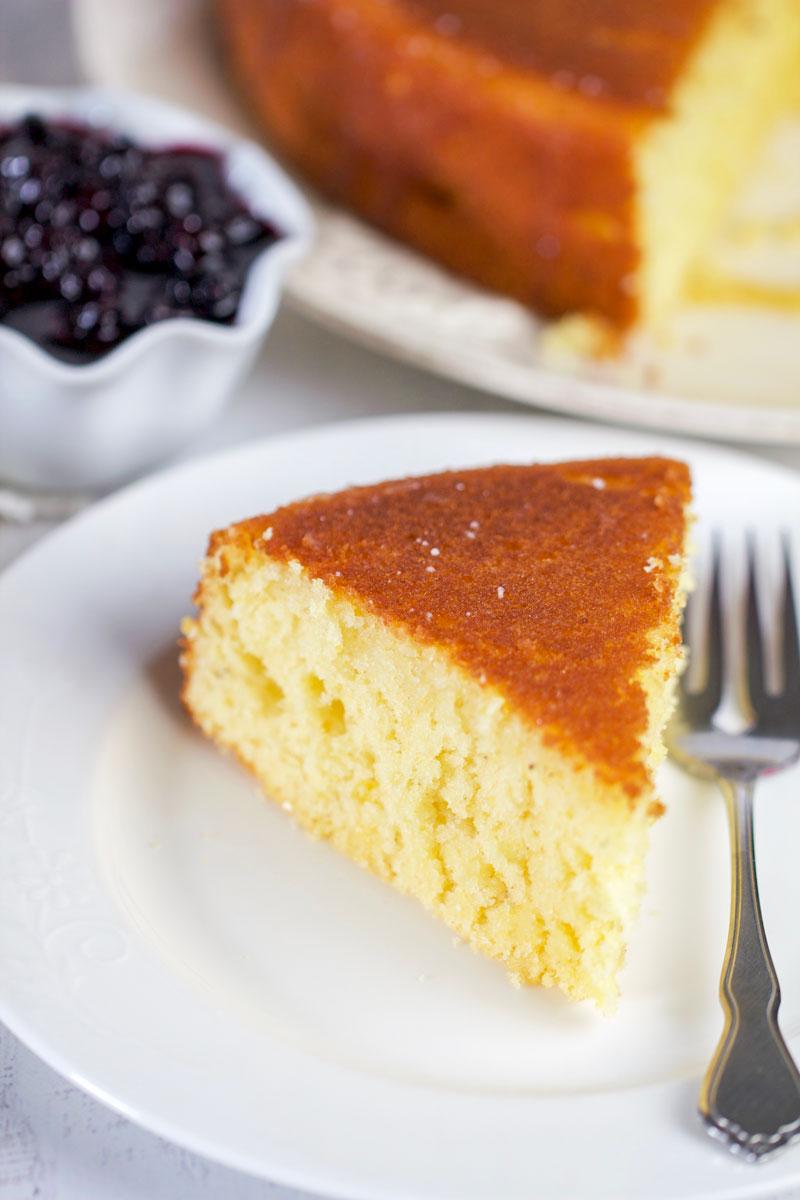Blueberry Glaze For Lemon Cake