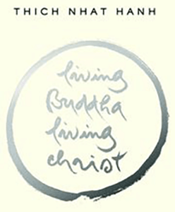 Living Buddha, Living Christ book