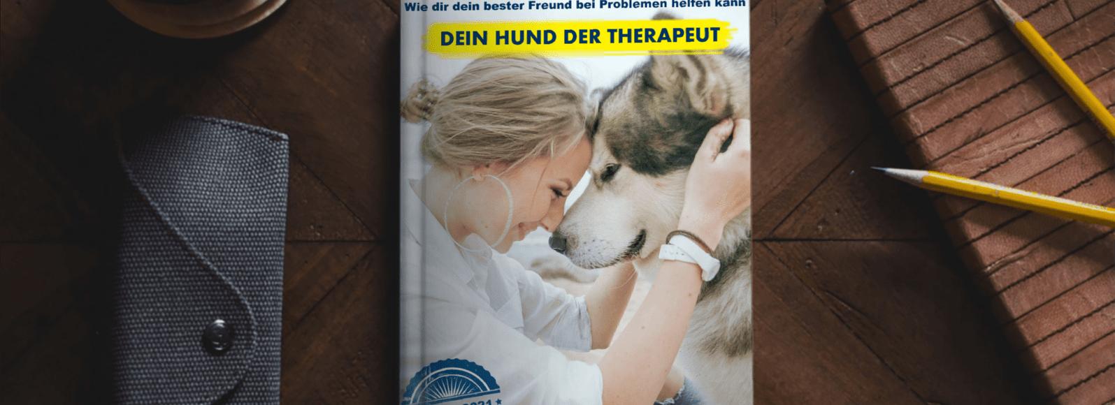 Ihr Hund wird zum echten Therapeuten. Sie wissen es nur noch gar nicht.