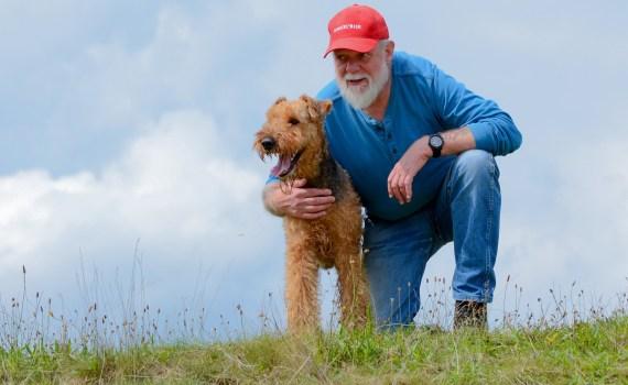 Ein Hund hilft dir das leben besser zu meistern