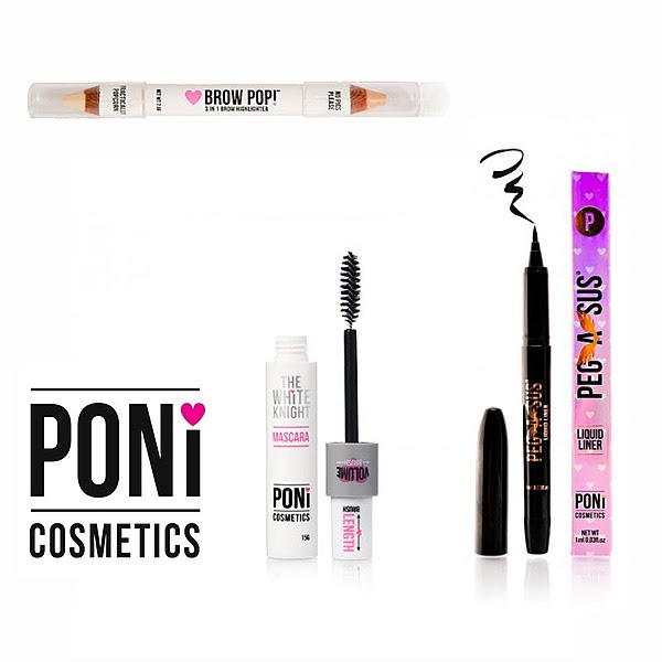 PONi Cosmetics December at Chique