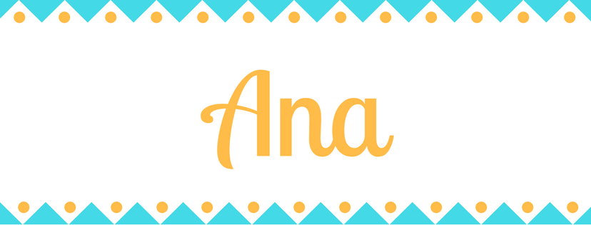 Significado Del Nombre Ana Origen Y Significado De Ana