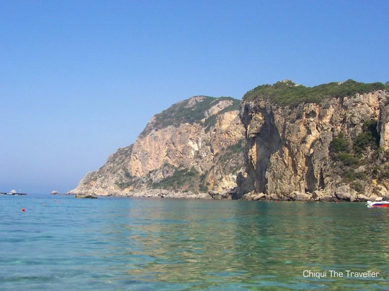 Corfu mar grecia 3