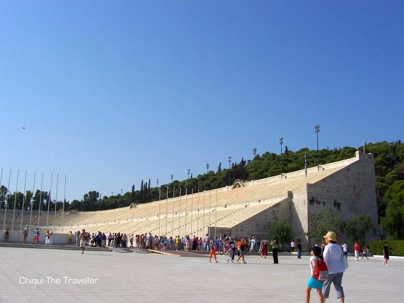 Estadio Atenas