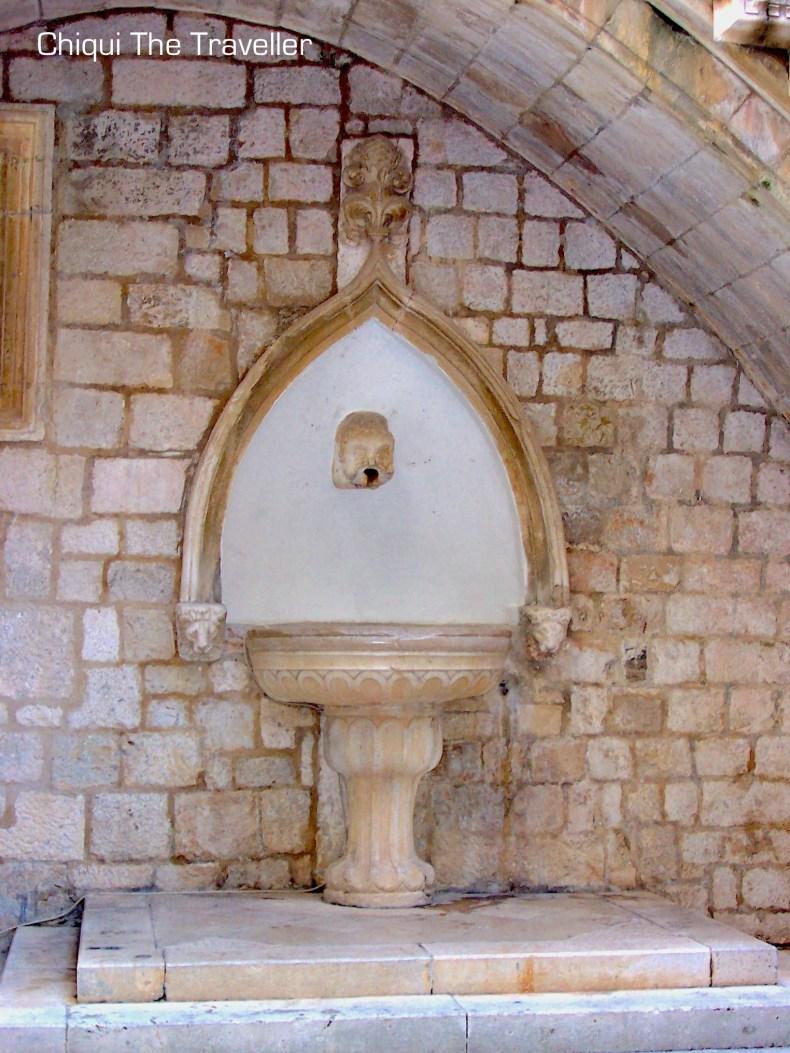 Monasterio dominico Dubrovnik Croacia 2