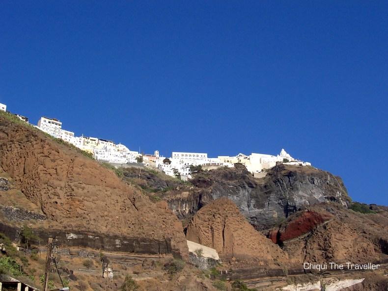 Oia Oya Santorini Grecia