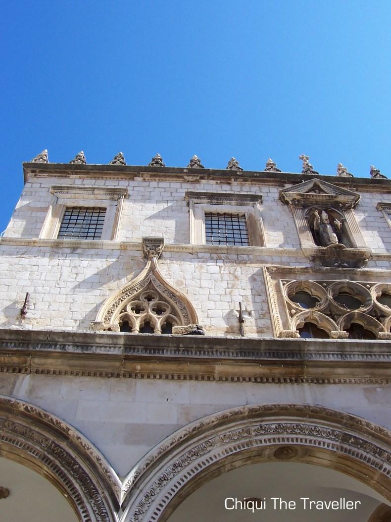 Palacio Sponza Dubrovnik Croacia