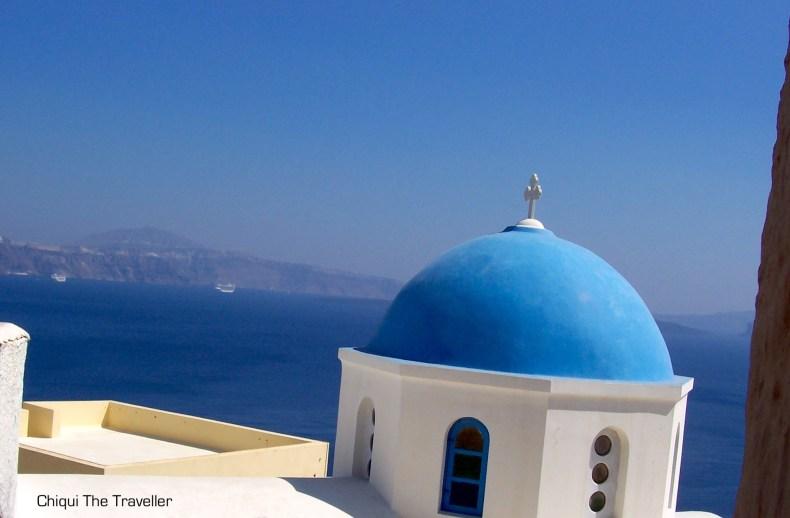 Santorini Oia Oya Grecia