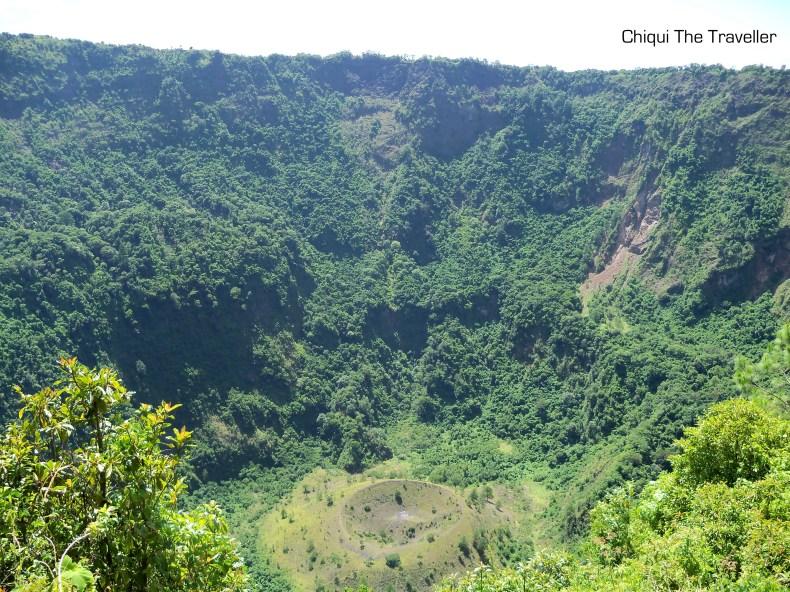 crater volcan san salvador parque el boqueron