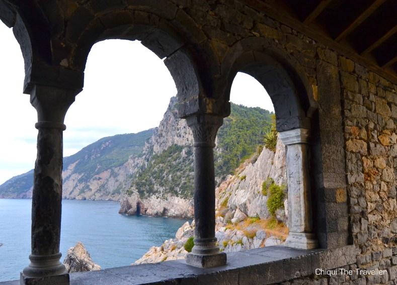Lord Byron Parque Natural De Portovenere Arcos