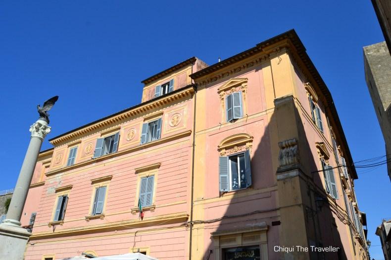 Tarquinia Italia