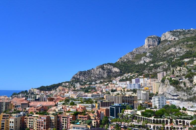 Monaco desde el Palacio