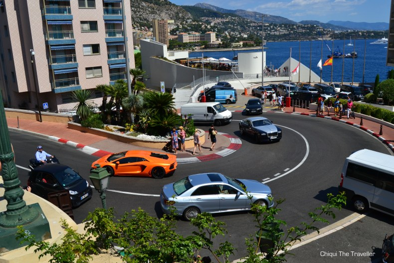 Monaco F1 Rolls Royce Ghost Series II Lamborghini Aventador