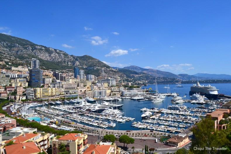 Port Hercule Monaco