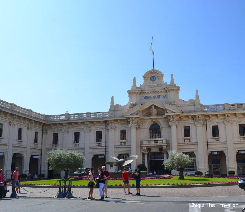 Stazione Marittima Genova Genoa