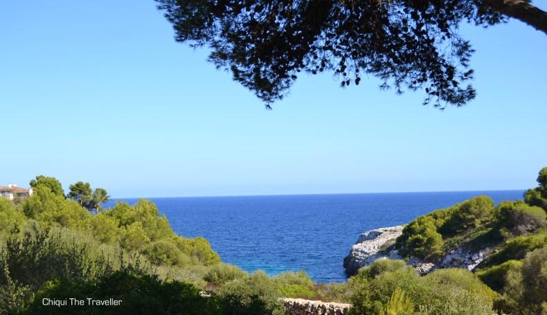 Mallorca mar azul
