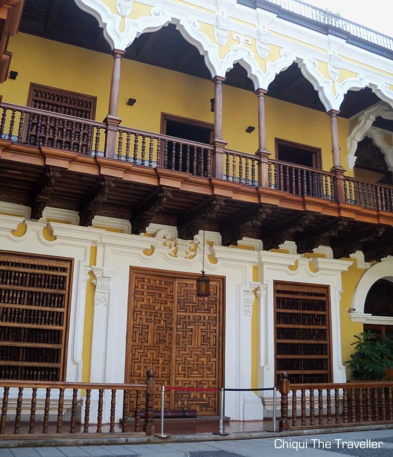 Lima Casa colonial