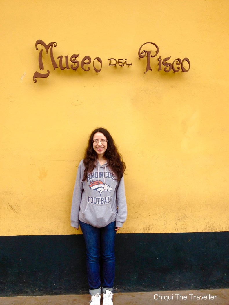 Museo del Pisco Lima