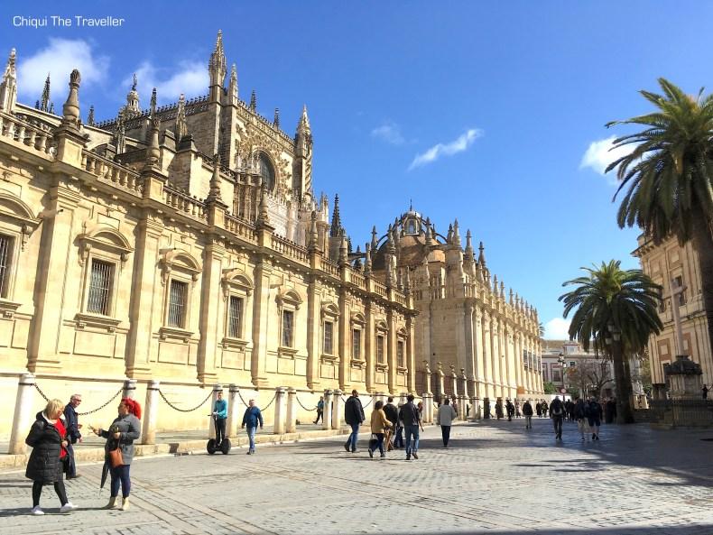 Catedral Sevilla 2