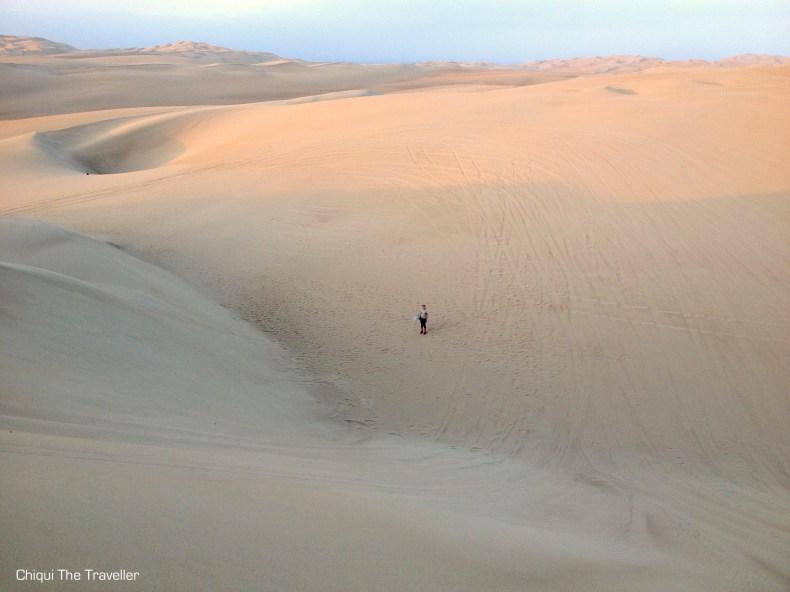 Deseirto paracas duna
