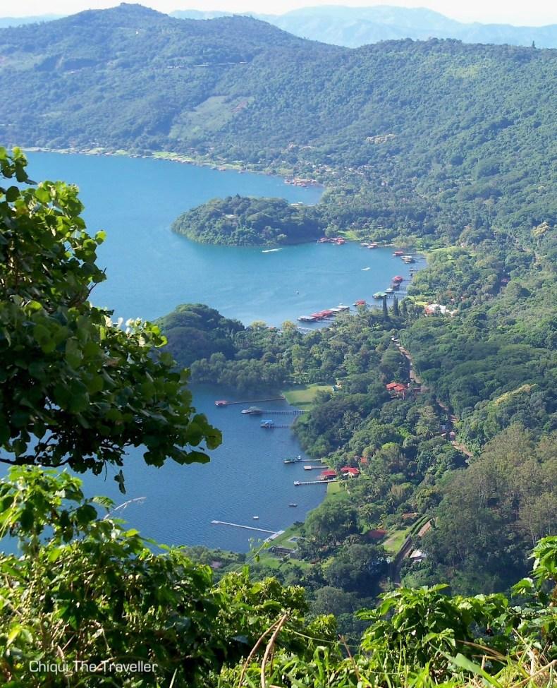 Lago Coatepeque El Salvador turismo