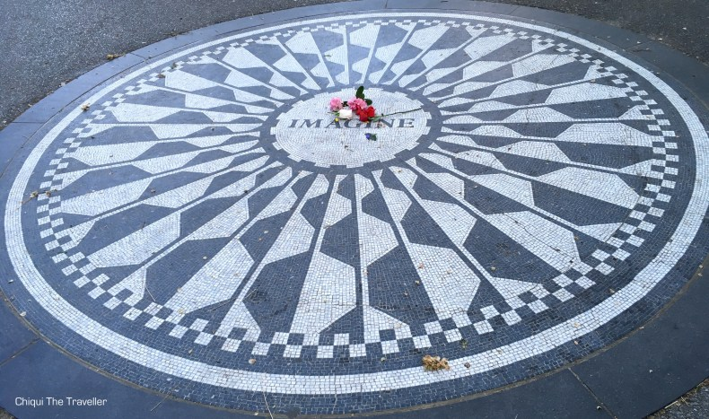 Imagine Nueva York Central Park