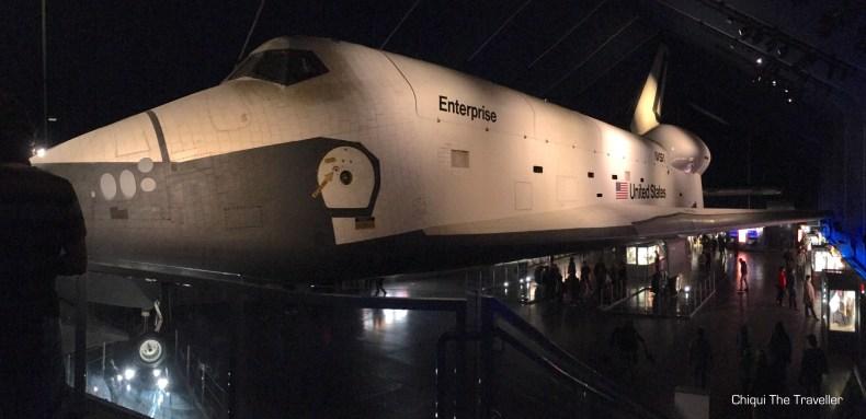 Intrepid Sea, Air & Space Museum Enterprise transbordador