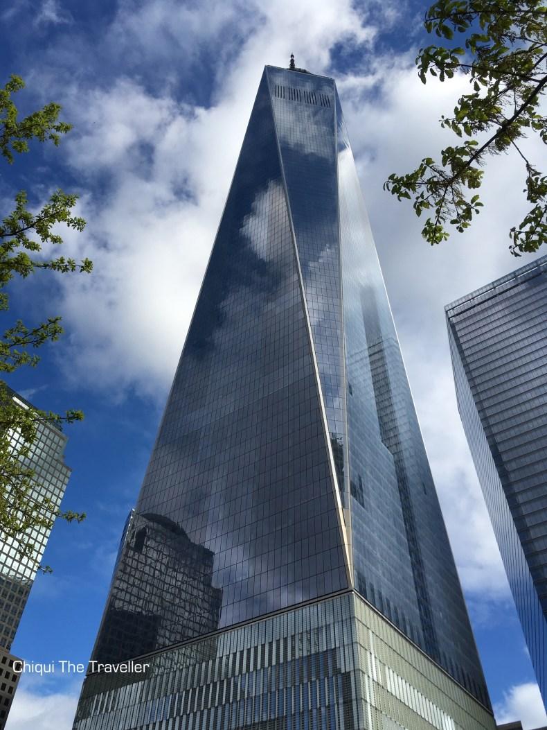 One world trade center Nueva York torre