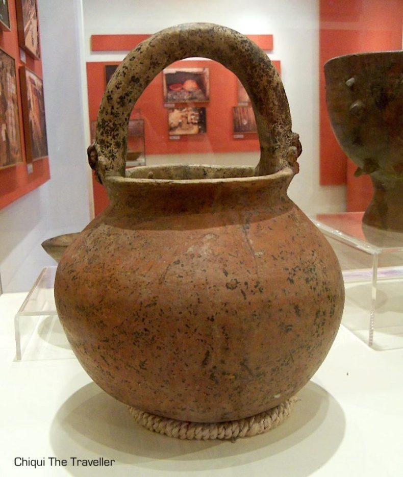 Ceramica precolombina-El Salvador-Joya de Ceren