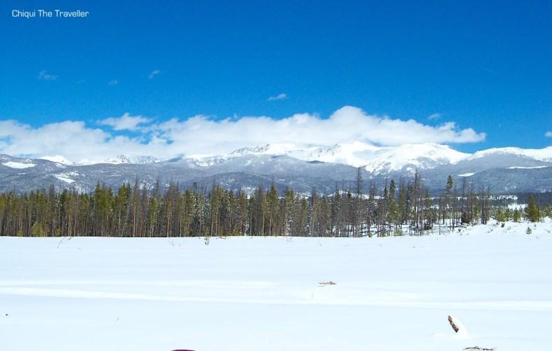 Winterpark-Colorado Rocky Mountains